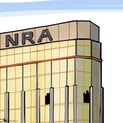 The power of the NRA