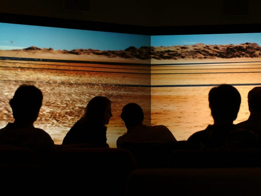 decision theater at ASU