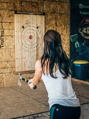 Indoor ax-throwing ventures are popping up across the country, including the LumberjAxes, which has locations in Phoenix, Tempe and Scottsdale. All locations are members of the National Axe-Throwing Federation, which sets rigorous safety regulations.
