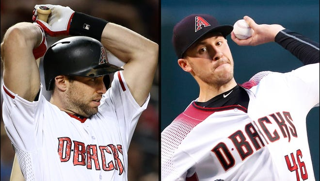 Paul Goldschmidt (44) and Patrick Corbin (46) will represent the D-Backs in the 2018 All-Star Game.