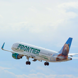 Frontier Airlines adds Puerto Rico to its route map