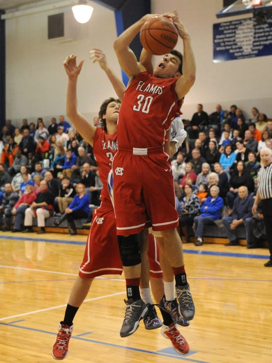 BASKETBALL: Mansfield Christian at St. Peter's