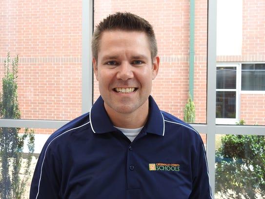 Josh Patterson, principal of Sterling School