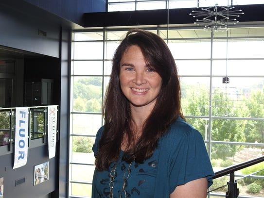 Susan Stevens, principal at A.J. Whittenberg Elementary