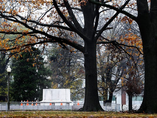 After removing Confederate statues, Memphis Greenspace plans next move
