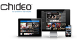 Chideo, a charity broadcast network, aims to bring millions of dollars to charities.