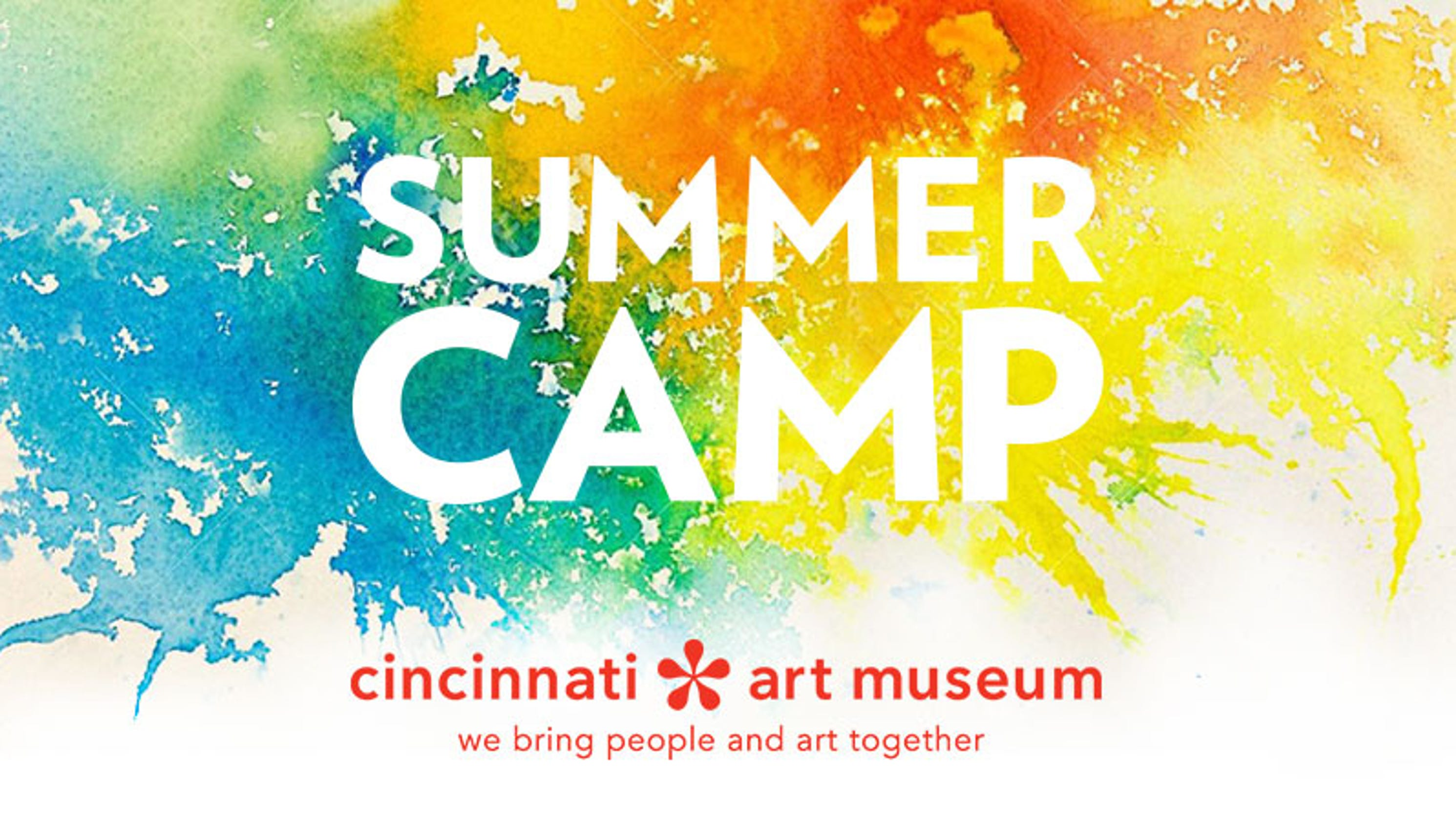 Summer Camp At Cincinnati Art Museum