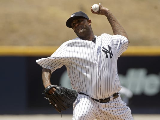 Sabathia Yankees