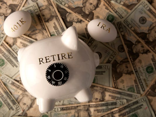 Those with retirement plans increasingly confident