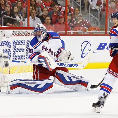 NHL: New York Rangers at Washington Capitals