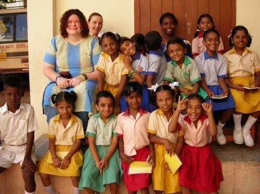 Annie India SA School