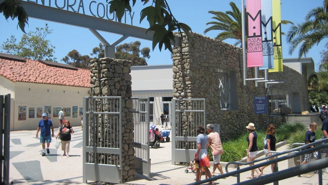 The Museum of Ventura County in downtown Ventura.