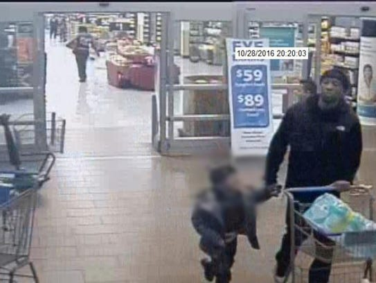 howell pd seeks walmart phone thieves