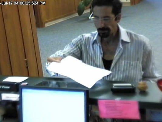 0718 hendersonville bank robbery suspect