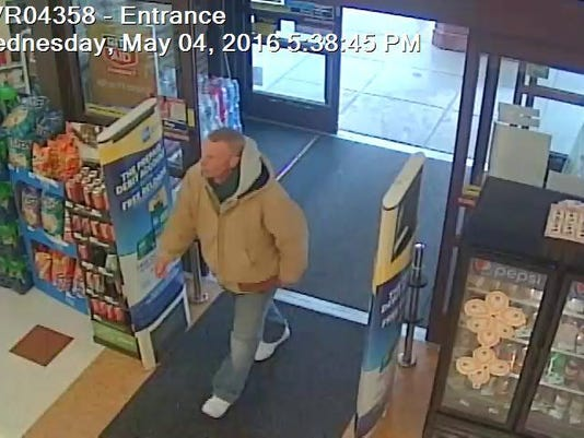 WSD shoplifting suspect