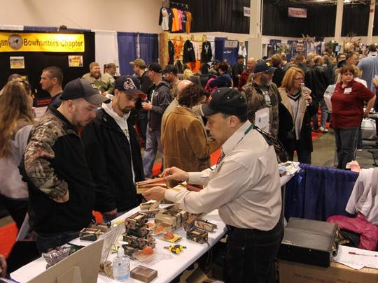 Outdoorama returns Feb. 28 - March 3 to the Suburban Collection Showplace in Novi.