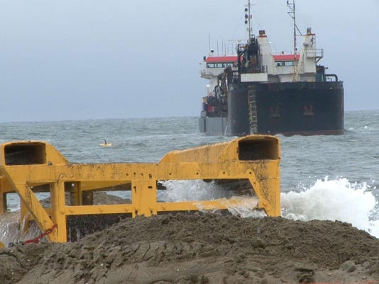 Ortley Beach replenishment