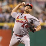 Cardinals closer Trevor Rosenthal had 48 saves last season.