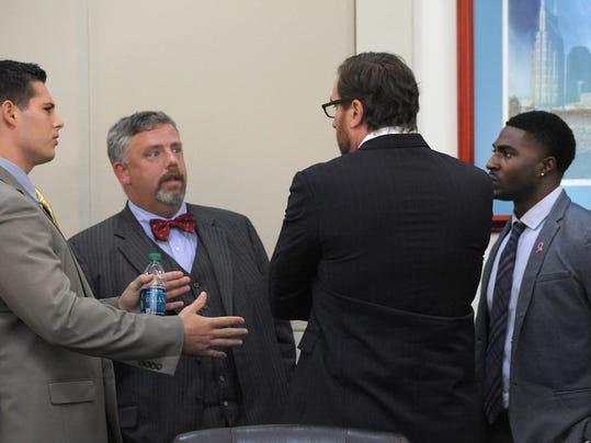 Vanderbilt rape case hearing Tennessean photo