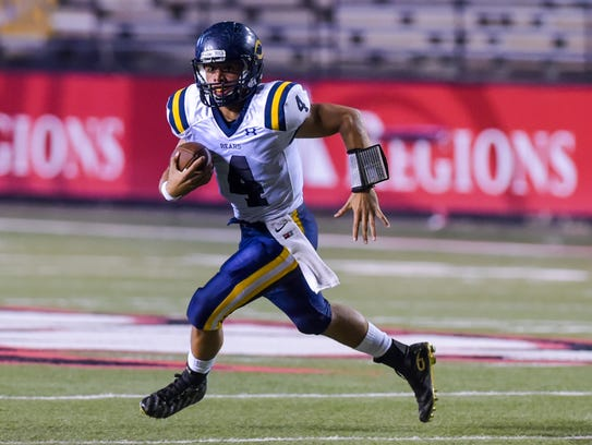 Carencro's Carl Randall has proved to be a big playmaker