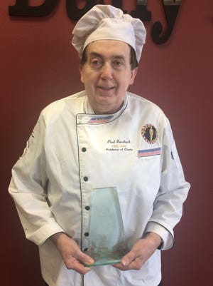 Fred Griesbach, chef at SentryWorld