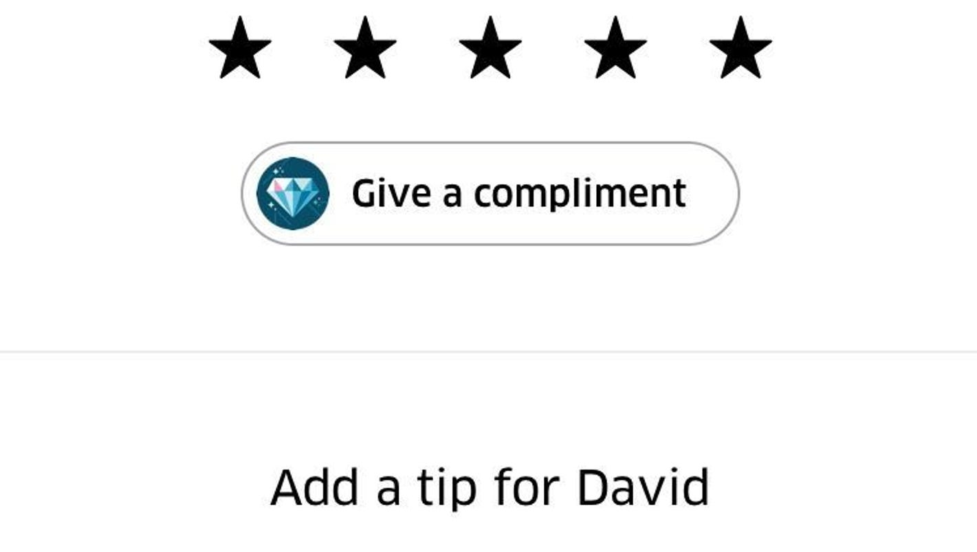 Lyft Quote Should You Tip Your Uber Driver