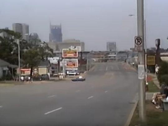 Nashville in 1994 - Demonbreun