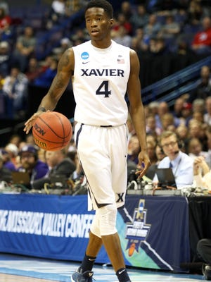 Xavier's Edmond Sumner is on the Cousy watch list as one of the nation's top college point guards.