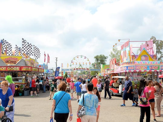 Michigan State Fair 1