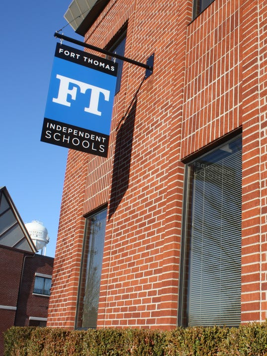 Fort Thomas school board office front .JPG