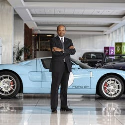 Ford North America President Raj Nair ousted for 'inappropriate behavior'