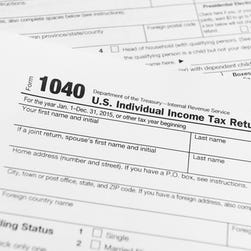 Paper calculations: 20% of Americans are making this tax filing mistake