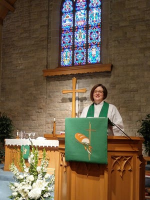 The Rev. Kristie Jaramillo will be the guest preacher at St. Paul Lutheran Church. She grew up and was ordained at St. Paul.