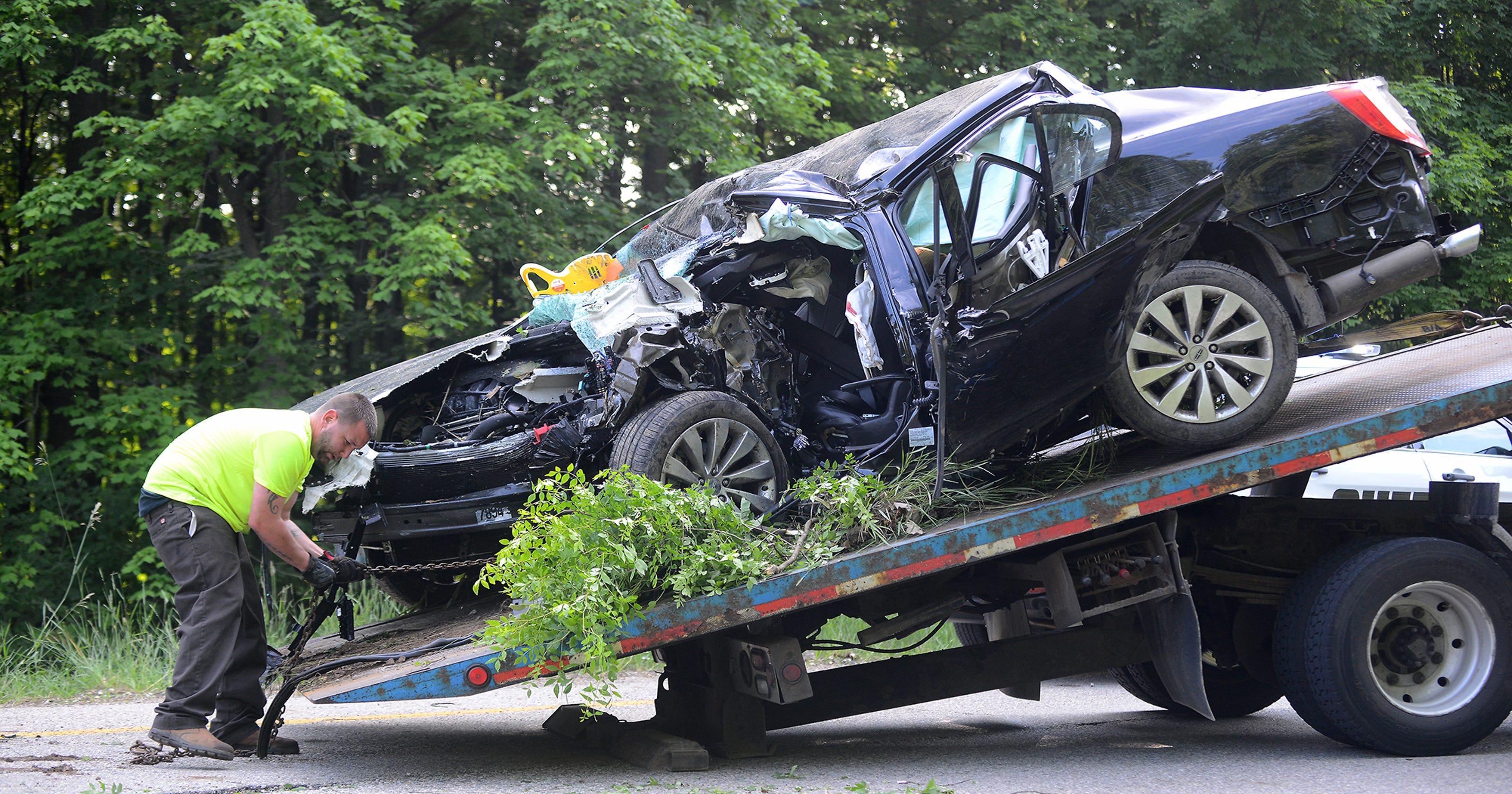 Update: Victims named in fatal I-96 crash