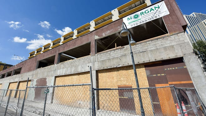 Kings Inn was considered the biggest blight in Reno for a long time. Now, Basin-Street Properties owns it and is converting it into apartments and retail.
