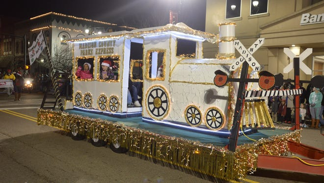 Thousands attended the 2015 City of Jackson Christmas Parade, Monday, December 7, in downtown Jackson.