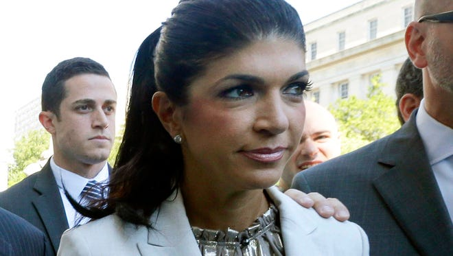 'Real Housewives of New Jersey' star Teresa Giudice, 43,  plead guilty in 2014 to bankruptcy fraud.