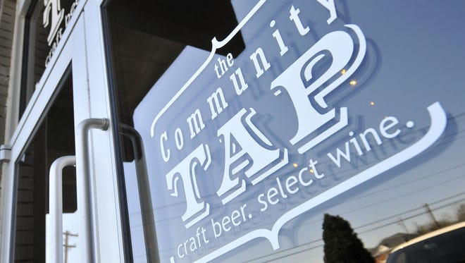 Greenville's Community Tap beer store will put on the 5th annual Craft Beer Festival on April 29 at Fluor Field.