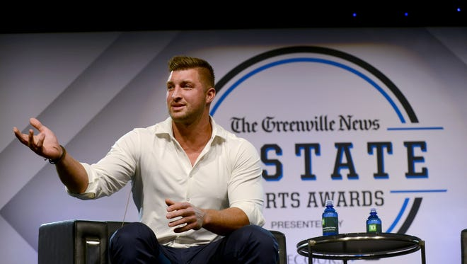 Former Heisman Trophy winner Tim Tebow contended Monday night that Watson may be the odds-on favorite for college football's most prestigious award.