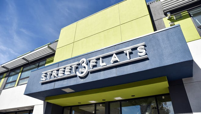 3rd Street Flats nears completion and is aiming for a Dec. 15 soft opening for tenants. A grand opening with all the retail and tenants is planned for early 2017.