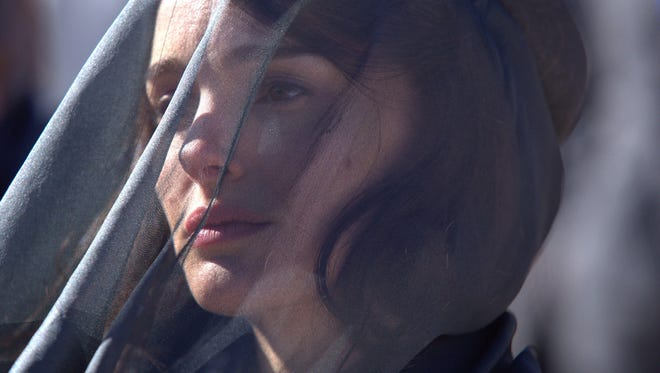 """Natalie Portman plays the first lady in """"Jackie."""""""