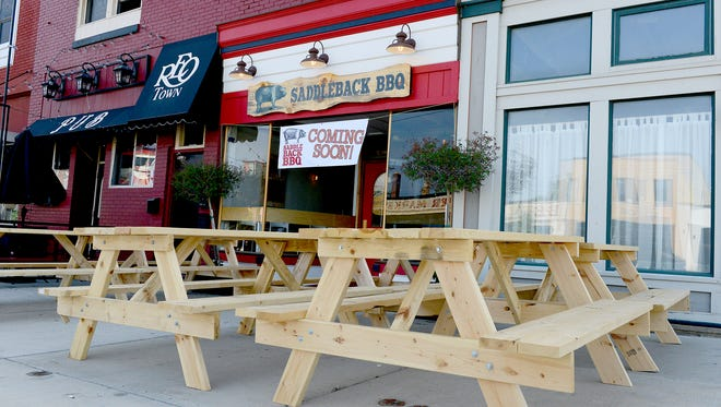 Saddleback BBQ in REO Town could open another location in Meridian Township.