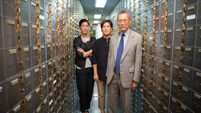 """""""Abacus: Small Enough to Jail"""" tells the incredible saga of the Chinese immigrant Sung family, owners of Abacus Federal Savings of Chinatown, New York."""