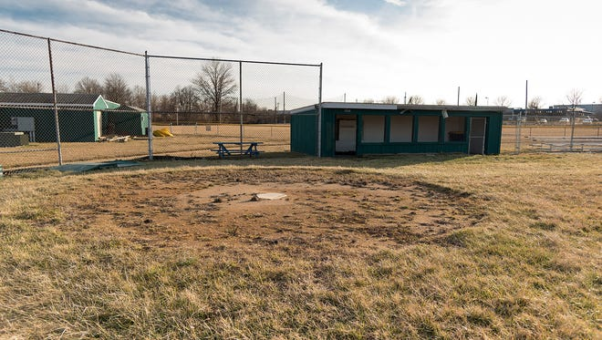 The New Castle Little League fields on Frenchtown Road in New Castle have some construction that would have been derailed by a recent electric billing error.