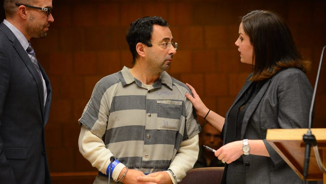 Attorneys suing Larry Nassar and Michigan State University are seeking to challenge a second gag order entered in one of the cases.