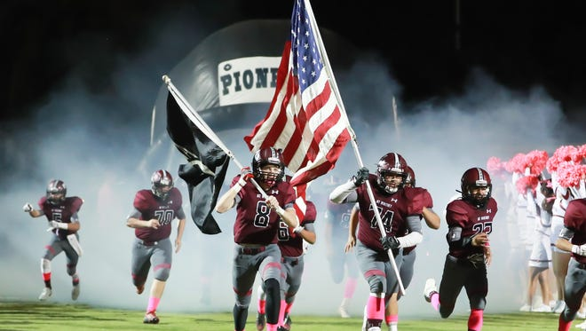 The Mt. Whitney Pioneers will host the Tulare Union Tribe for their season opener on Friday at Giant Chevrolett-Cadillac Mineral King Bowl.