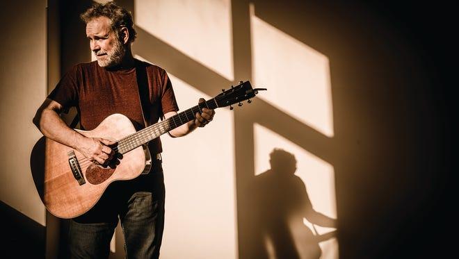 Award-winning folk artist John Gorka will be performing at 7:30 p.m. Jan. 4 at Bo Diddley's Pub & Deli