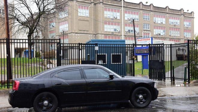 Eastside High School, Paterson.