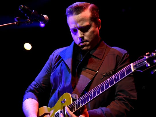 Jason Isbell will play the Meyer Theatre in November.