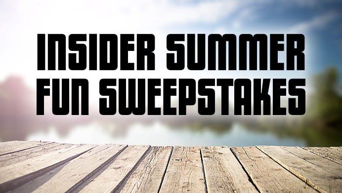 Summer Fun Sweepstakes - $500 Visa® Gift Card Giveaway!